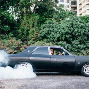 Restored classic Valiant burnout