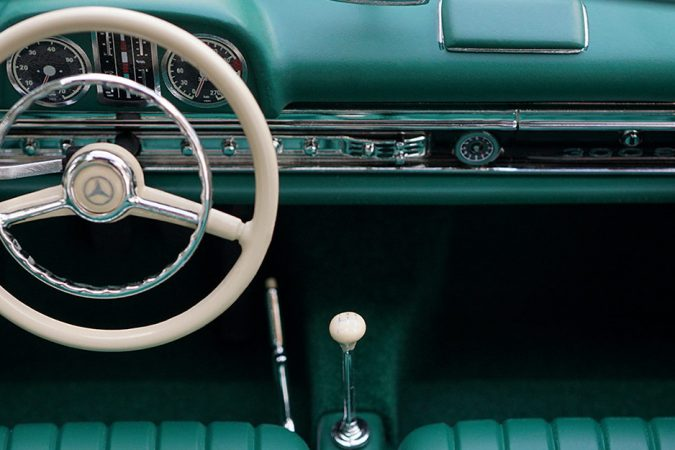 Classic car upholstery restorations and repairs, Echuca