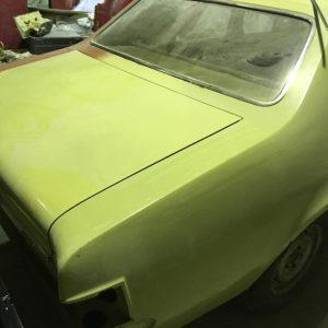 HT Holden restoration