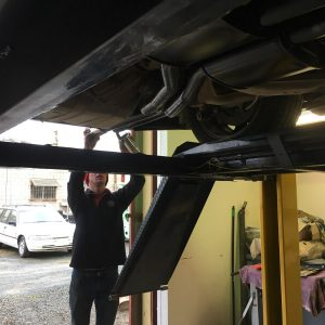 Commodore Exhaust replacement Echuca